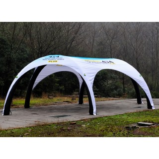 Tente gonflable Air Plus5 - 6,90mx11,90m