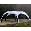 Tente gonflable Air Plus6 - 8,35mx14,35m