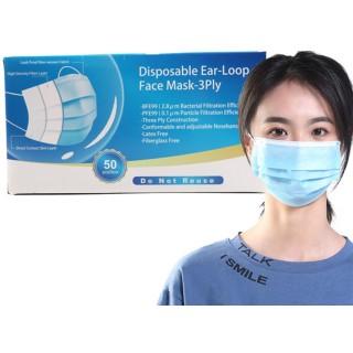 Masque Usage unique FFP1