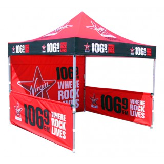 tente publicitaire fastent event totem display. Black Bedroom Furniture Sets. Home Design Ideas