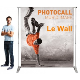 Photocall Le Wall